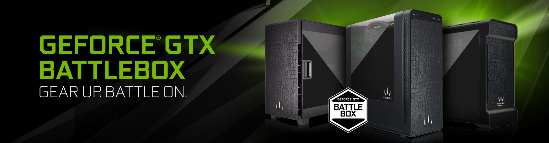 NVIDIA Battlebox PCs