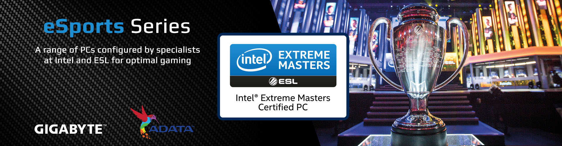 ESL eSports Gaming PCs
