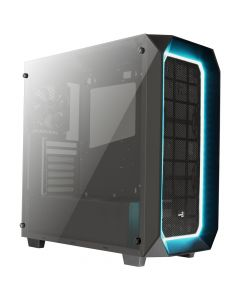 Aerocool P7-C0 computer case Midi-Tower Black