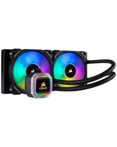 Corsair H100i computer liquid cooling Processor