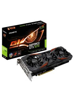 Gigabyte GeForce GTX 1070 8 GB GDDR5 - GV-N1070G1 GAMING-8GD (REV. 2) graphics card