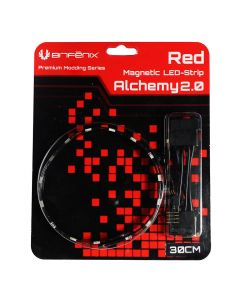Bitfenix Alchemy 2.0 Magnetic Connect 15 LED-Strip 30CM -RED