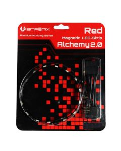 Bitfenix Alchemy 2.0 Magnetic Connect 30 LED-Strip 60CM -RED