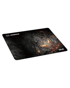 ASUS Cerberus Gaming Mouse Pad with Fray-Resistant Design and Premium Heavy-Weave Fabric