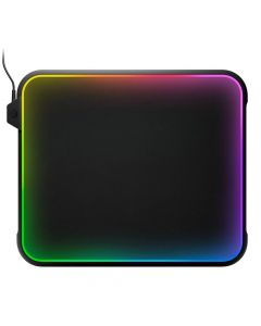 SteelSeries QcK Prism Medium RGB Gaming Mouse Mat