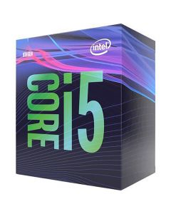 Intel Core i5 9500 CPU (Hexa Core, 3GHz - 4.4GHz, 9MB Cache)