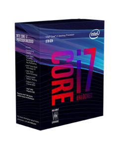 Intel® Core™ i7 8700K CPU (Hexa Core, 3.7GHz - 4.7GHz, 12MB Cache)