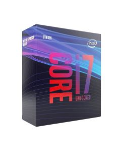 Intel® Core™ i7 9700K CPU (Eight Core, 3.6GHz - 4.9GHz, 12MB Cache)