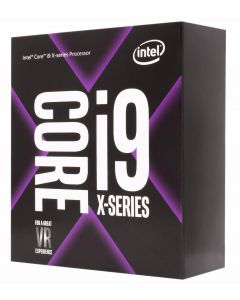 Intel® Core™ i9 7920X CPU (12 Core, 2.9GHz - 4.3GHz, 16.5MB Cache)