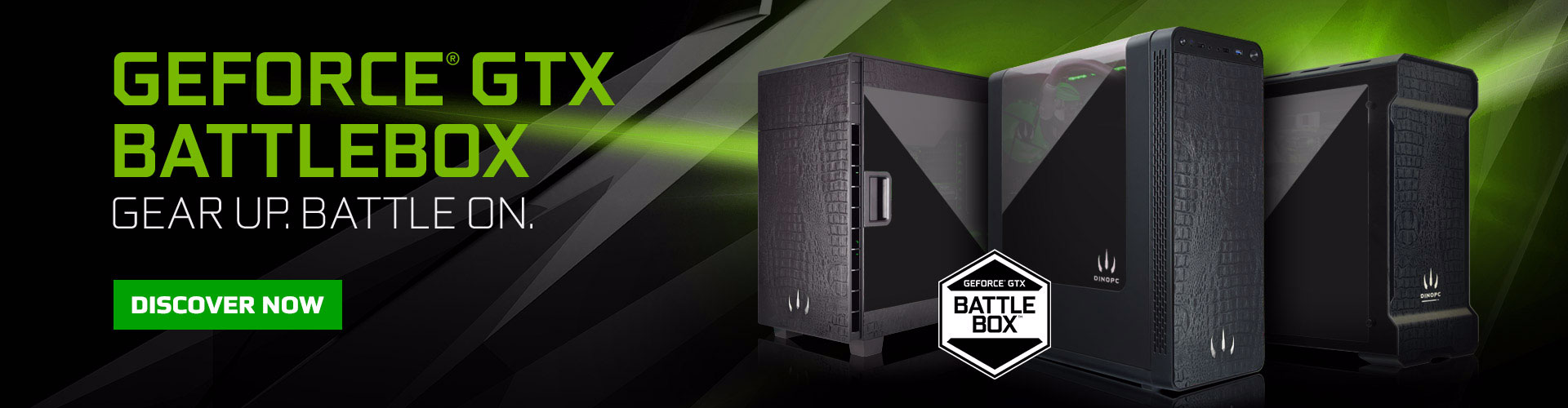 New Nvidia Battlebox Range