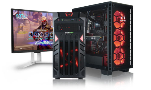 Explore Out Gaming PC Range