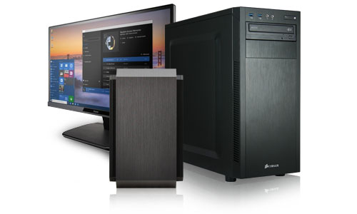 Explore Our Office PC Range
