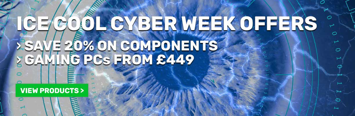 Cyber Week Offers at Dino PC