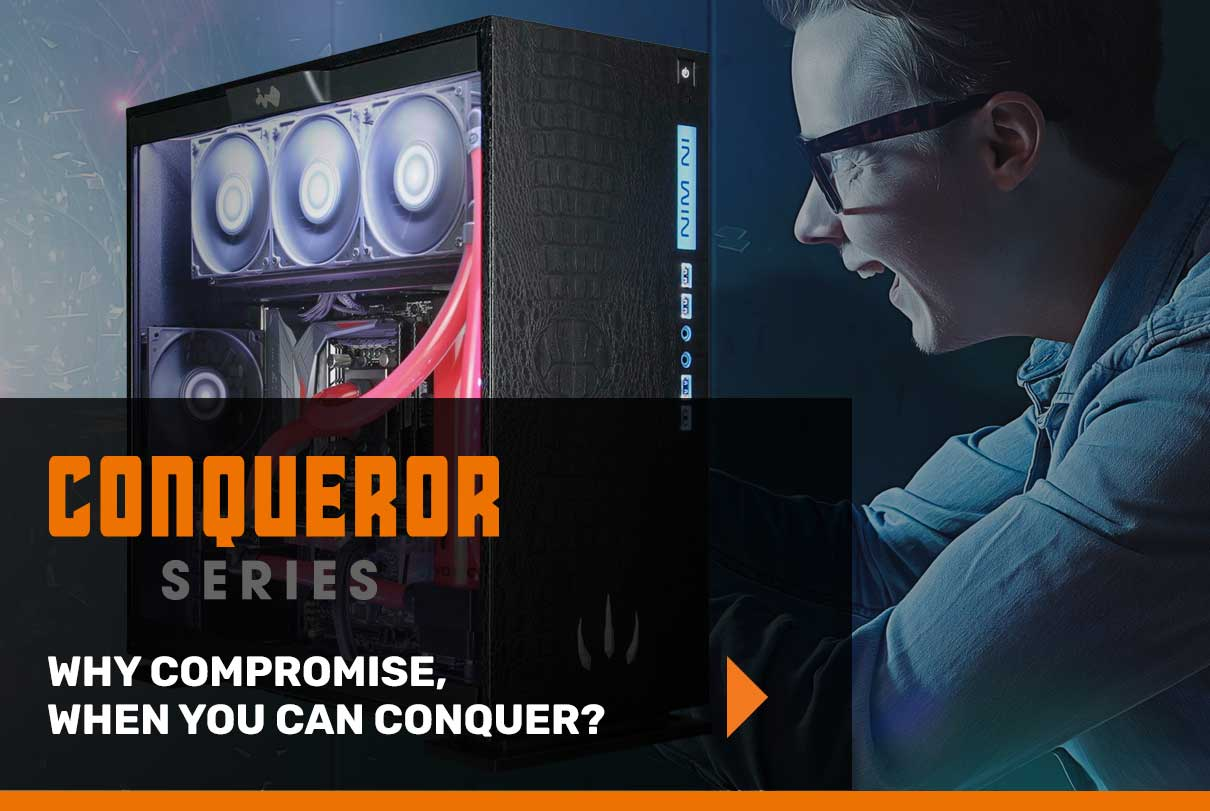 Dino PC Conqueror Series